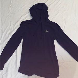 Nike Sweatshirt Navy Blue Great Condition